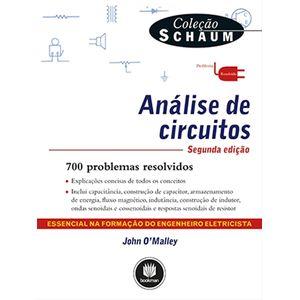 Analise-de-Circuitos---Colecao-Schaum---2ª-Edicao