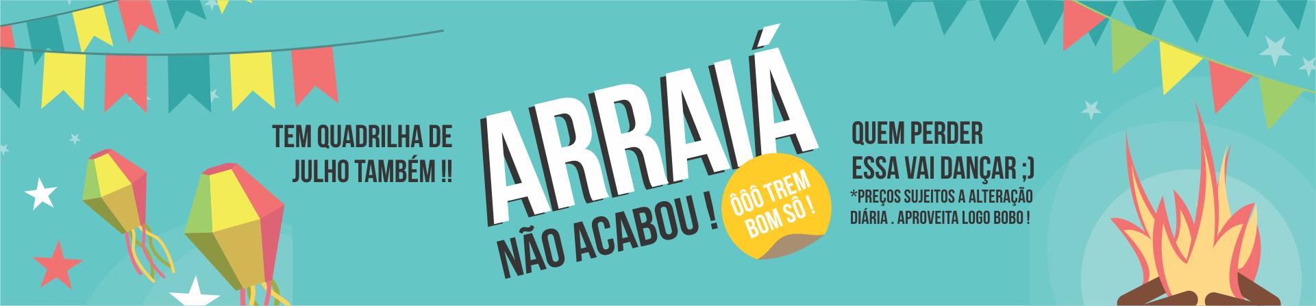 ARRAIÁ DE PREÇO