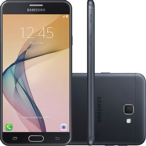 SamsungGalaxyJ7PrimeDualChipAndroidTela5532GB4GCamera13MPPretoSMG610MBK