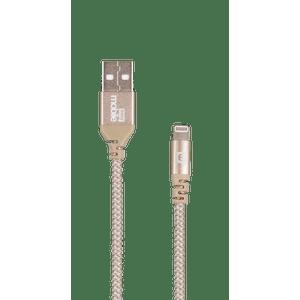 Cabo-Lightning-e-Micro-USB-Force-1.2M-Dourado---Easy-Mobile-CBFORCL12DD