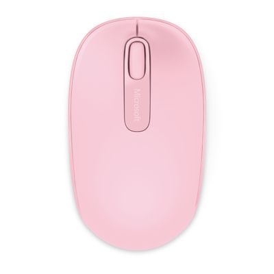 Mouse-Wireless-Mobile-1850-Rosa-Microsoft-