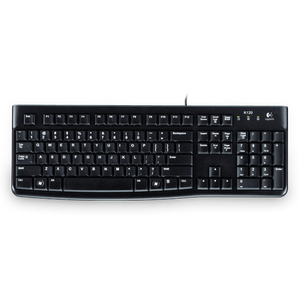 Teclado-Keyboard-K120-Logitech