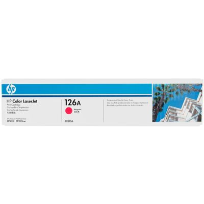 Cartucho-de-Toner-HP-126A-Magenta