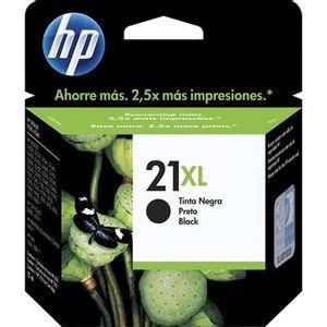 Cartucho-de-Tinta-HP-21XL-Preto