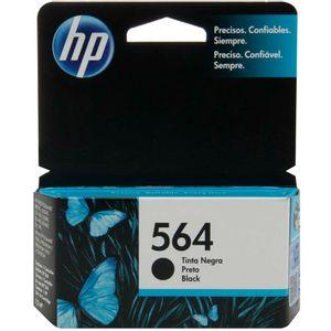 Cartucho-de-Tinta-HP-564-Preto-