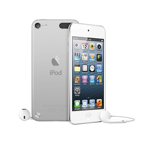 4ac266c2f33 iPod Touch 16GB Prata - Apple MGG52BZ A
