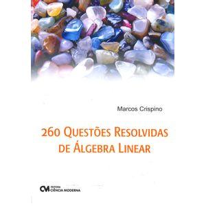 Livro-260-Questoes-Resolvidas-de-Algebra-Linear