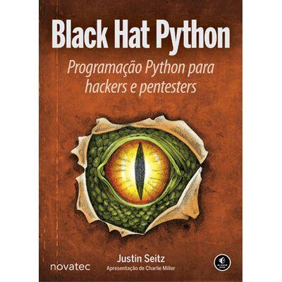 Black-Hat-Python-Programacao-Python-para-hackers-e-pentesters
