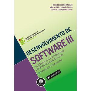 Desenvolvimento-de-Software-III-Programacao-de-Sistemas-Web-Orientada-a-Objetos-em-Java-Serie-Tekne