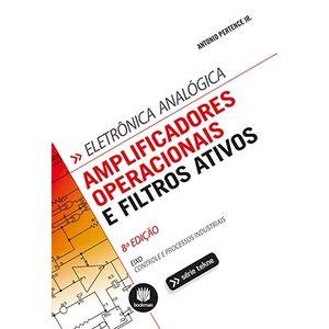 Amplificadores-Operacionais-e-Filtros-Ativos-8ª-Edicao-Serie-Tekne