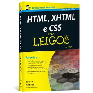 HTML-XHTML-E-CSS-Para-Leigos-7ª-Edicao