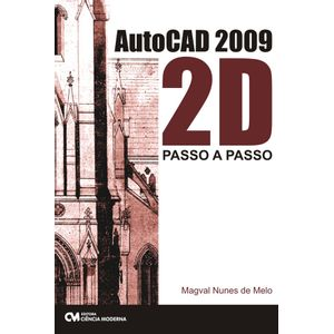 AutoCAD-2009-2D-Passo-a-Passo