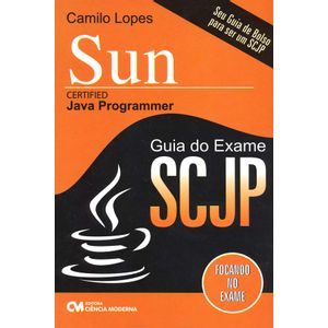 Sun-Certified-Java-Programmer---Guia-do-Exame-SCJP