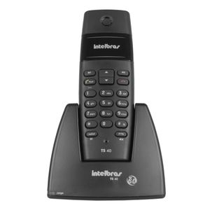 Telefone-Sem-Fio-Ts-40-Preto-Intelbras-4070355