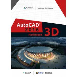 Autodesk-AutoCAD-2016-Modelagem-3D