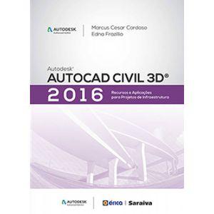AutoDesk-AutoCAD-Civil-3D-2016---Recursos-e-Aplicacoes-para-Projetos-e-Infraestrutura
