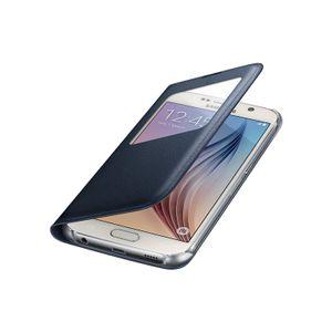 Capa-S-View-Cover-Galaxy-S6-Preta