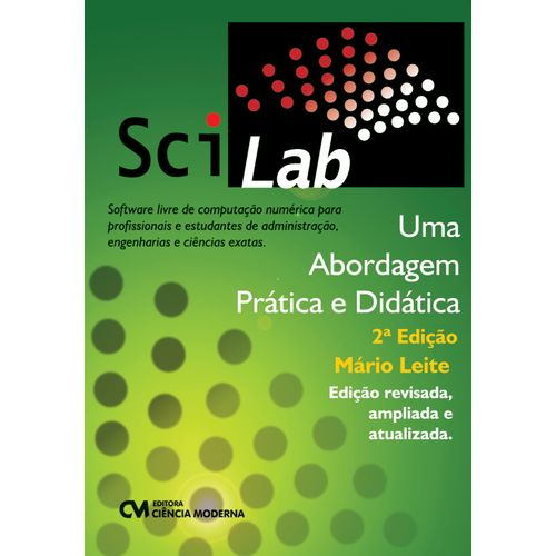 d48b0c5b2 SciLab - Uma Abordagem Prática e Didática 2ª Edição