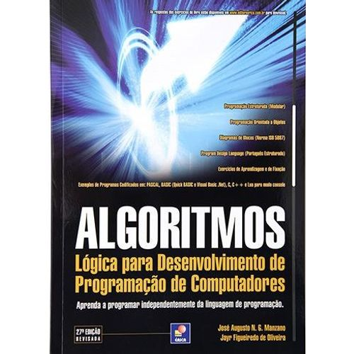 Algoritmos Estruturados Pdf