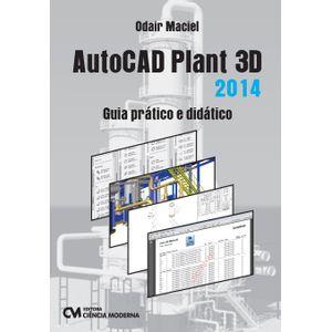 AutoCAD-Plant-3D-2014---Guia-Pratico-e-Didatico