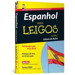 Espanhol-Para-Leigos---Edicao-de-Bolso