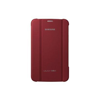 Capa-Book-Cover-Tab-3-8-Vermelha-Samsung-EFBT310BRE