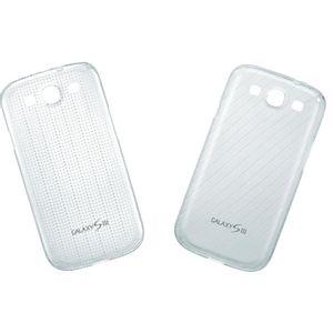 Capa-de-Silicone-Slim-Cover-Transparente-para-Galaxy-S3-com-2-Samsung-EFC-1G6SWECSTD