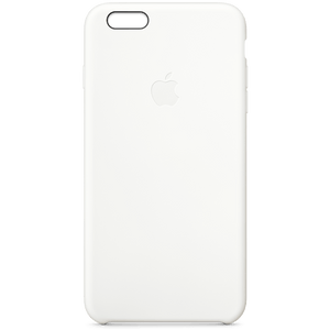 Capa-Para-iPhone-6-Plus-Silicone-Branco-Apple-MGRF2BZ-A