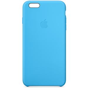 Capa-Para-iPhone-6-Plus-Silicone-Azul-Apple-MGRH2BZ-A