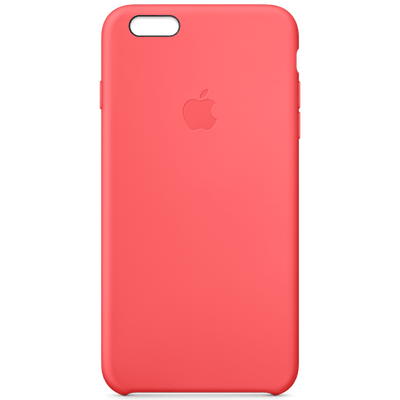 Capa-Para-iPhone-6-Plus-Silicone-Rosa-Apple-MGXW2BZ-A