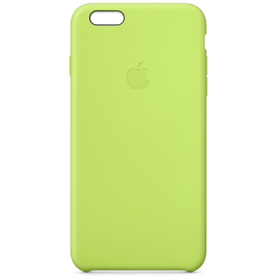 Capa-Para-iPhone-6-Plus-Silicone-Verde-Apple-MGXX2BZ-A