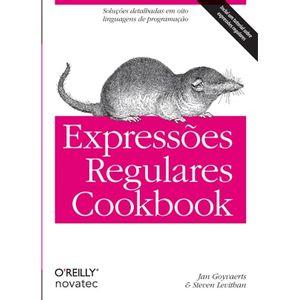 Expressoes-Regulares-Cookbook