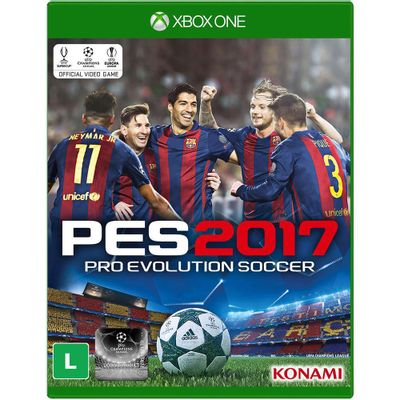 Pro-Evolution-Soccer-2017-para-Xbox-One