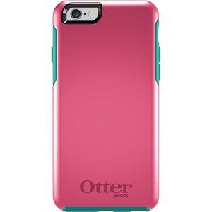 Capa-para-IPhone-6-Symmetry-Rosa-com-Verde-Otterbox-OT-50228I