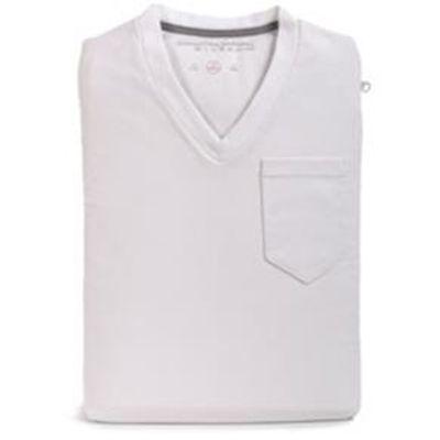 Capa-para-iPad-Camisa-V-Neck-Sleeve-Branca-Computer-Apparel-CA-VNIPAD-WH