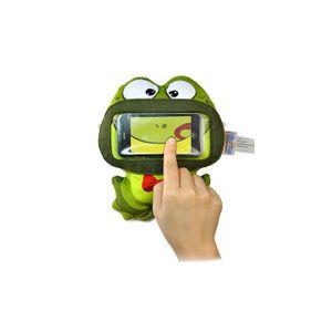 Capa-para-Smartphone-Pelucia-Protetora-Mini-Frog-Wise-Pet-900203