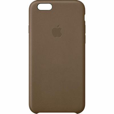Capa-para-iPhone-6-Plus-Couro-Marrom-Apple-MGQR2BZ-A