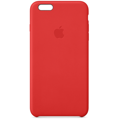 Capa-para-iPhone-6-Plus-Couro-Vermelho-Apple-MGQY2BZ-A