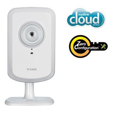 Camera-IP-Cloud-D-Link-DCS-930L