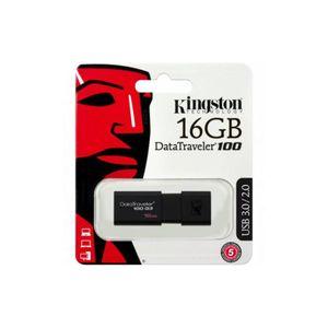Pen-Drive-USB-3-0-Data-Traveler-100-Preto-16GB-Kingston-DT100G3-16GB