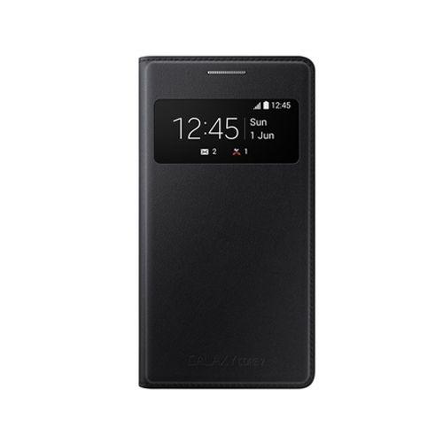 4696def3d07 Capa para Galaxy Core 2 S View Cover Preta - Samsung EF-CG355BBEGBR