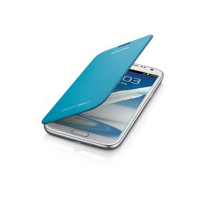 Capa-Flip-Cover-Galaxy-Note-II-Azul-Clara-Samsung-EFC-1J9FBEGSTD