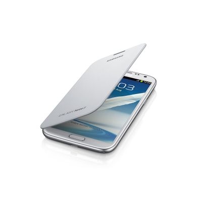 Capa-Flip-Cover-Galaxy-Note-II-Branca-Samsung-EFC-1J9FWEGSTD