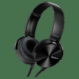 Headphone-Extra-Bass-Preto-Sony-MDR-XB450AP-BK