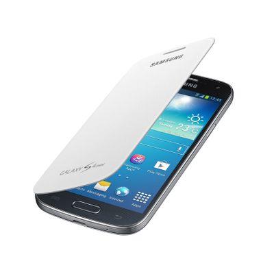 Capa-Flip-Cover-Galaxy-S4-Mini-Branca-Samsung-EF-FI919BWEGWW