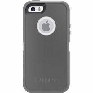 Capa-Protetora-Defender-para-iPhone-5-Cinza-Otterbox-OT-22118I
