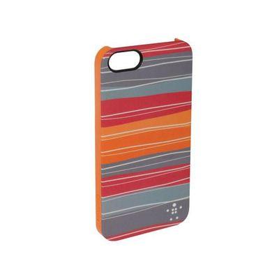 Capa-Shield-Wave-para-iPhone-5-Vermelha-Laranha-e-Cinza-Belkin-F8W170TTC01
