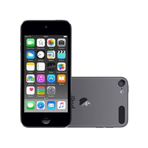 f3f649a3ce7 iPod touch 6 16GB Cinza Espacial - Apple MKH62BZ A - cienciamodernaonline