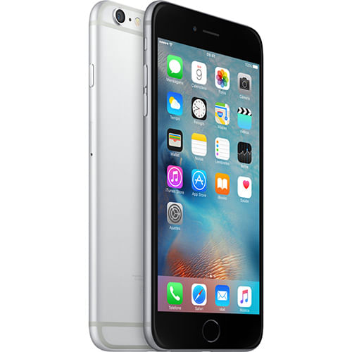 d576633a6 iPhone 6s 16 GB Cinza Espacial - Apple MKQJ2BZ/A - cienciamodernaonline