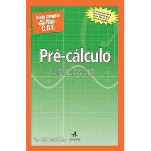 O-Guia-Completo-Para-Quem-Nao-E-CDF-Pre-Calculo-Traducao-da-2-Edicao